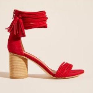 Jeffrey Campbell Pallas Heeled Sandals